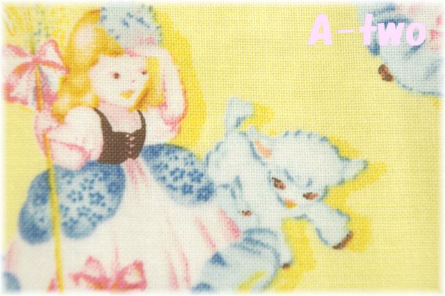 Washington Street Studio That's My Baby Girl イエロー 26860-Y (約110cm幅×50cm)