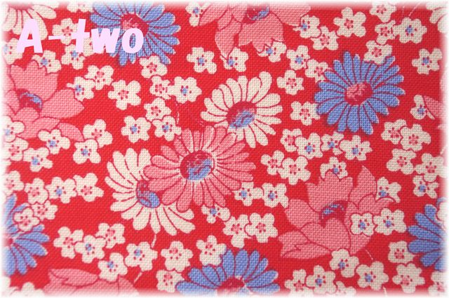 Washington Street Studio Vintage 30's Florals Daisy WS26644 (約110cm幅×50cm)