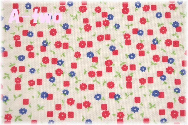 Washington Street Studio Vintage 30's Florals Mini 26645 (約110cm幅×50cm)
