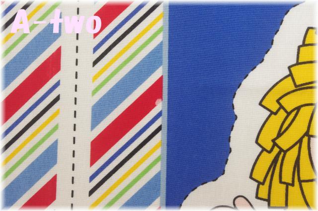 Washington Street Studio HOLLY'S DOLLIES パネル 00600-MU 1R(約110cm幅×60cm)